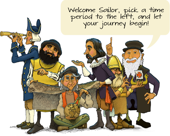 clipart freeuse download Christopher columbus clipart man european. Home ages of exploration.