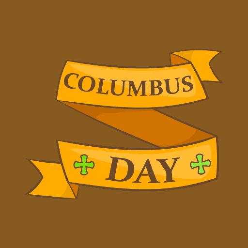 png transparent download Ruralinfo net day . Christopher columbus clipart october 12.