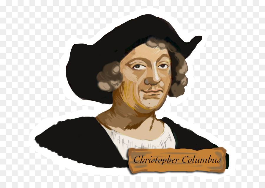 png free download Christopher columbus clipart transparent. Day .