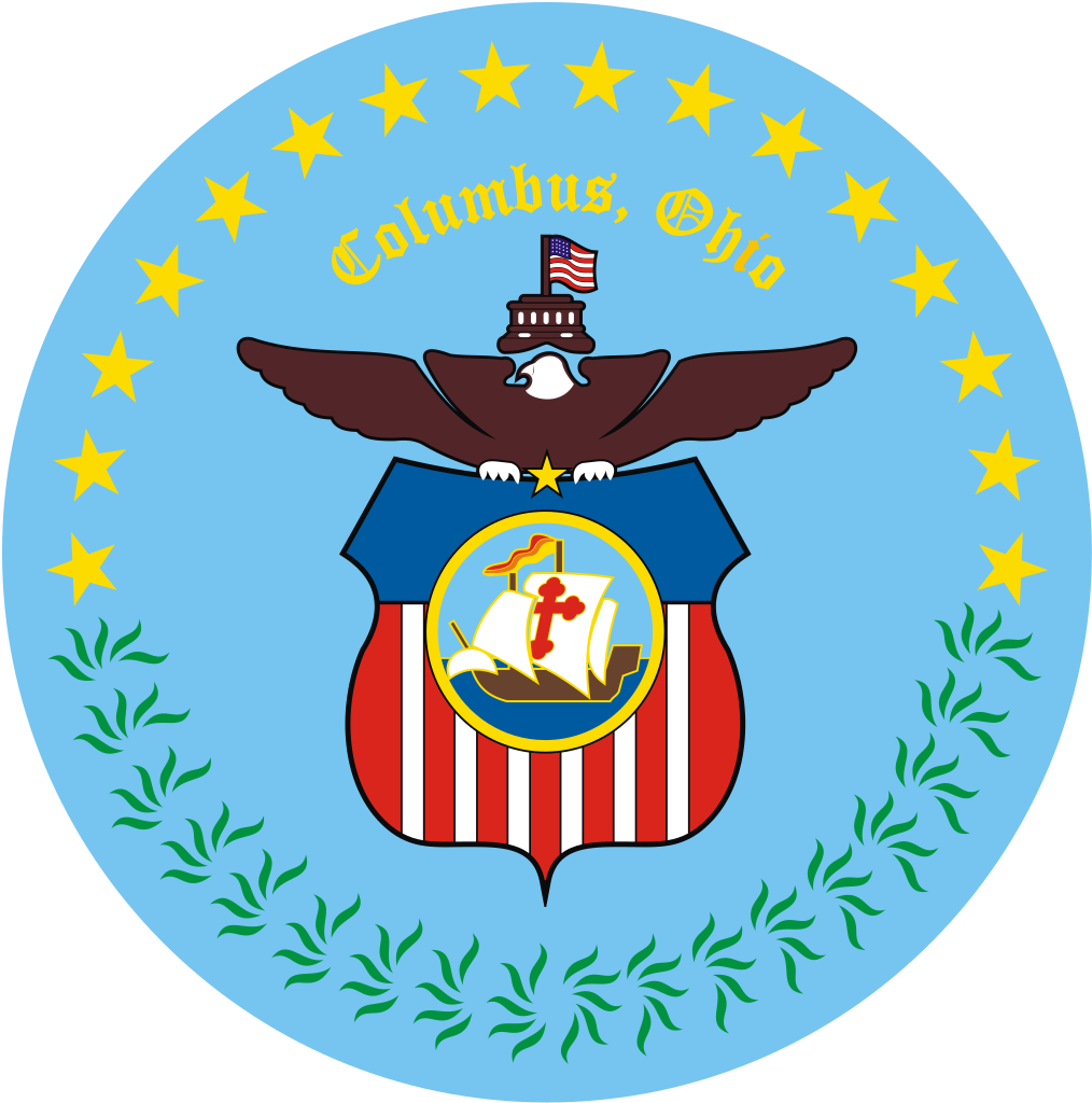 clipart download File seal of ohio. Christopher columbus clipart wikipedia.