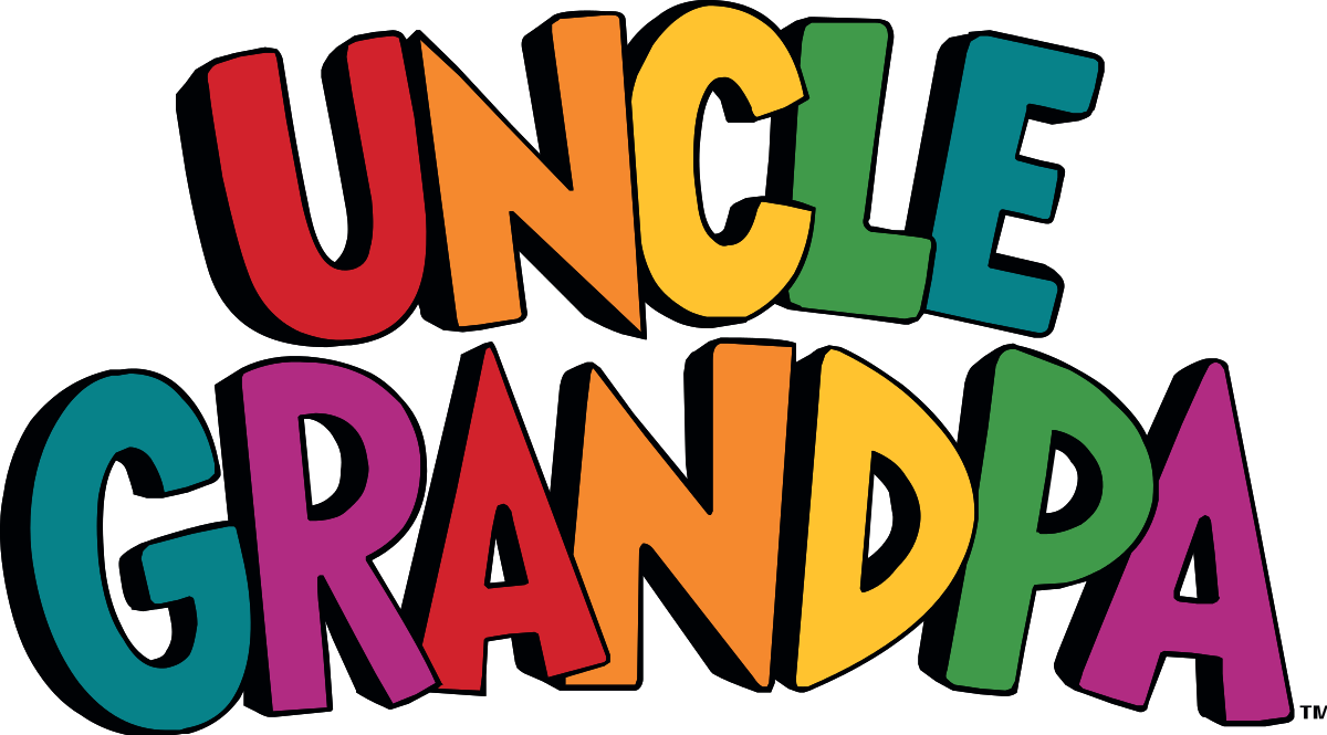 image black and white library Grandparent clipart word. List of uncle grandpa