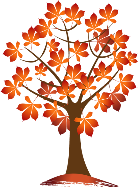 image black and white stock Church clipart autumn. Trees and leaves pictures.