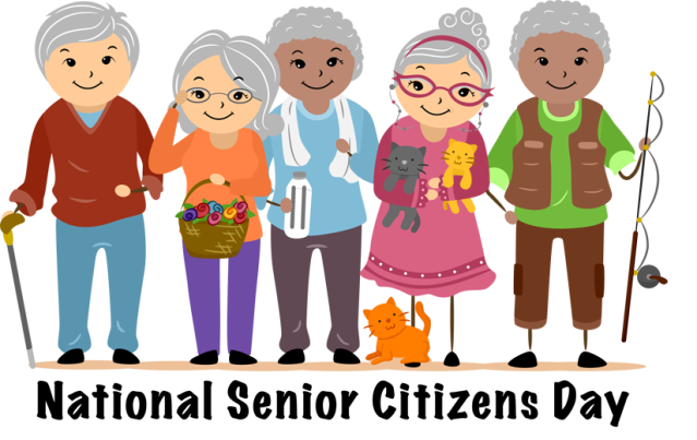 svg Show Your Appreciation Of Senior Citizens