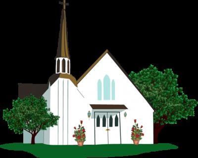 jpg freeuse stock announcements clipart church #76132188