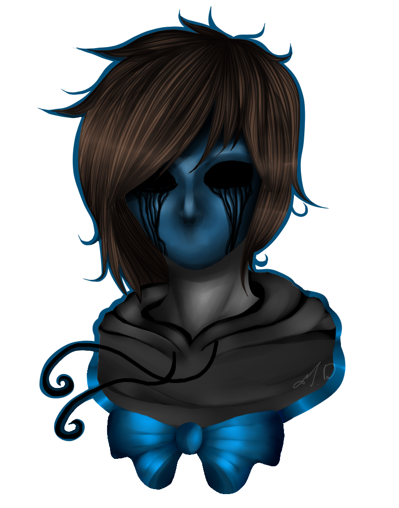 clip art library Creepypasta Eyeless Jack by Dashameleshkina