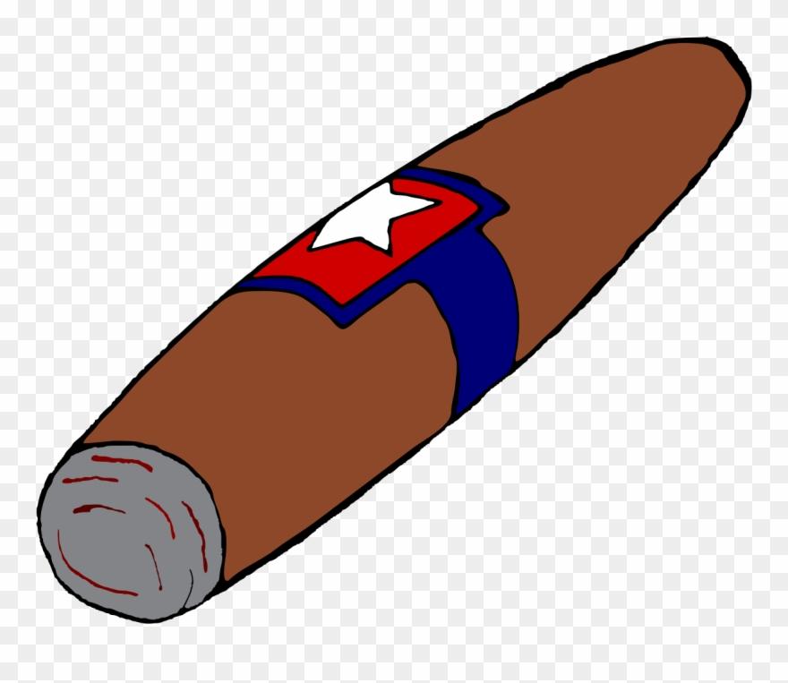 jpg free download Cigar clipart. File illustration svg cartoon.