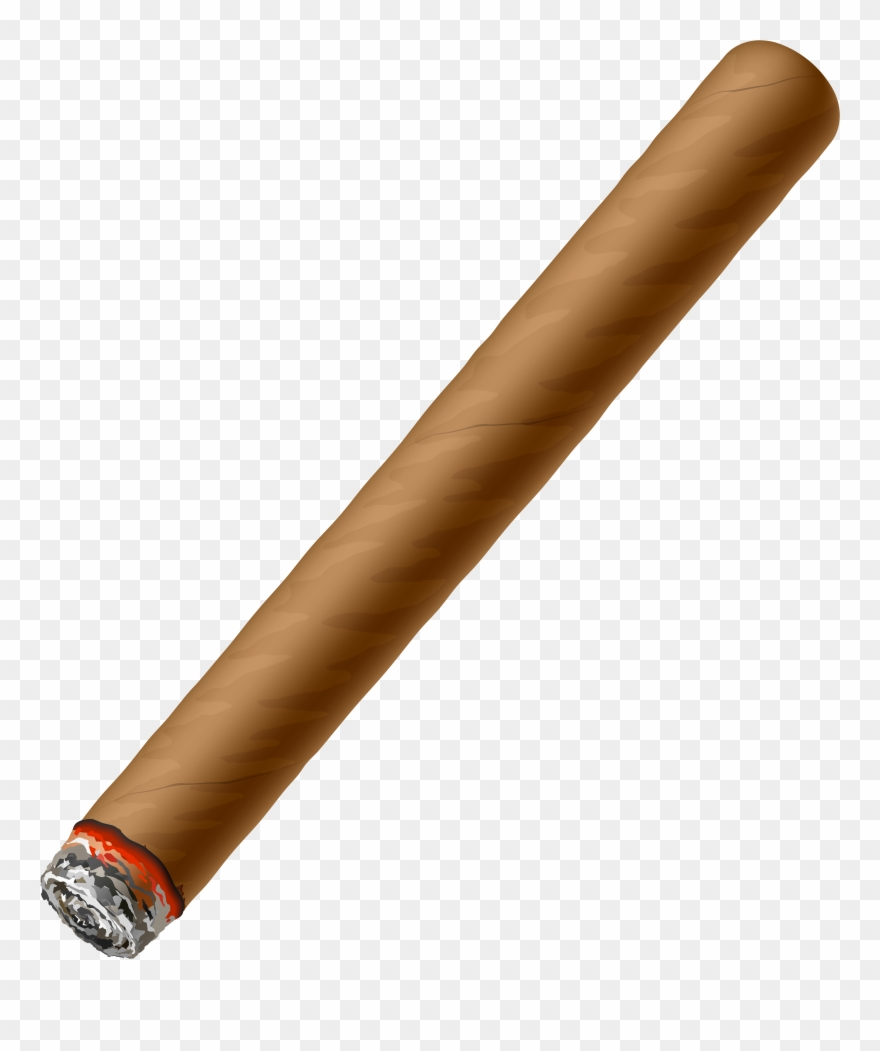 clip black and white library Cigar clipart. Smoke png download pinclipart.