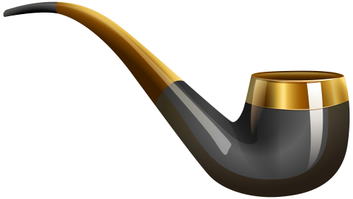 graphic free stock Pipe png clip art. Tobacco clipart tobacco product