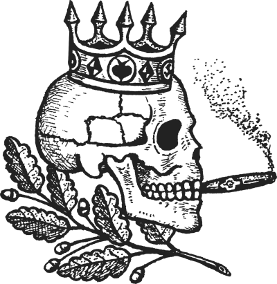 graphic download Skulls drawings with cigars. Cigar clipart sketch.