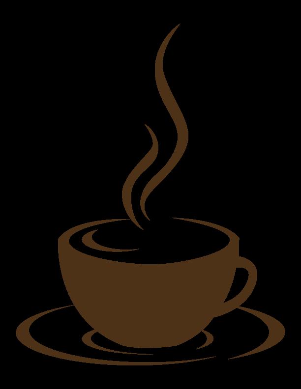 vector transparent Taza de chocolate caliente. Cigarette clipart coffee.