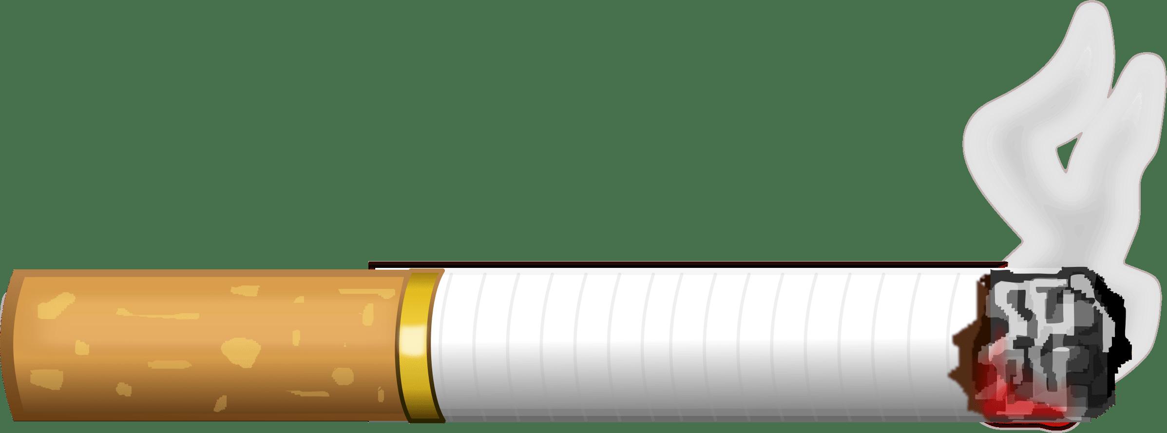 clip freeuse stock Smoking no tobacco free. Cigarette clipart tabacco.