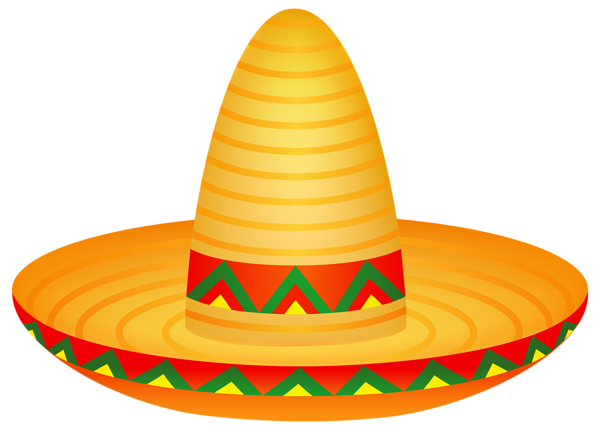 picture royalty free stock Cinco de mayo clipart sombrero. Mexican png image mexico.