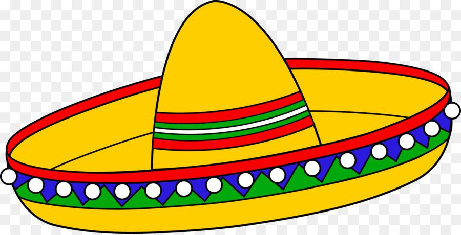 svg black and white download Cinco de mayo clipart sombrero. Party hat cartoon .