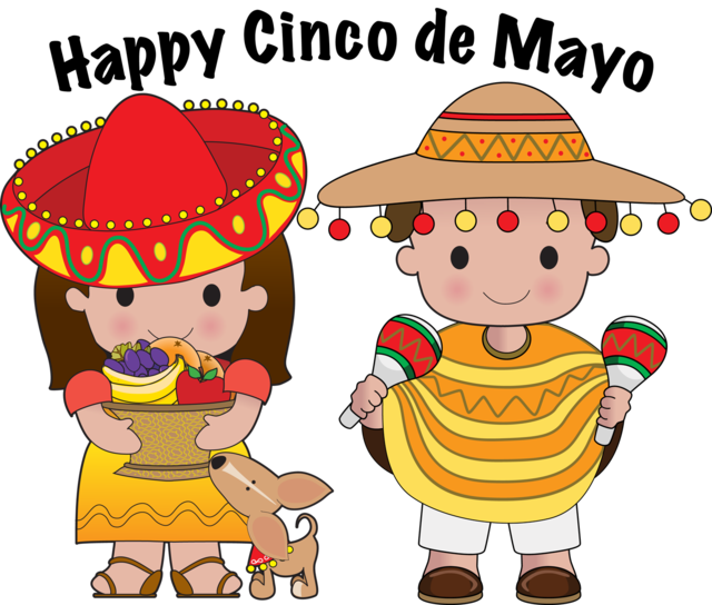 jpg freeuse library Cinco de mayo clipart. Pinterest.