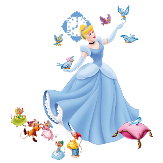 svg library library Cinderella clipart. Online.