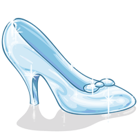 jpg library download Cinderella clipart glass slipper. Download free png photo.