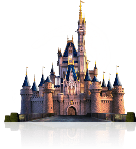 graphic black and white Cinderella png stickpng. Castle transparent