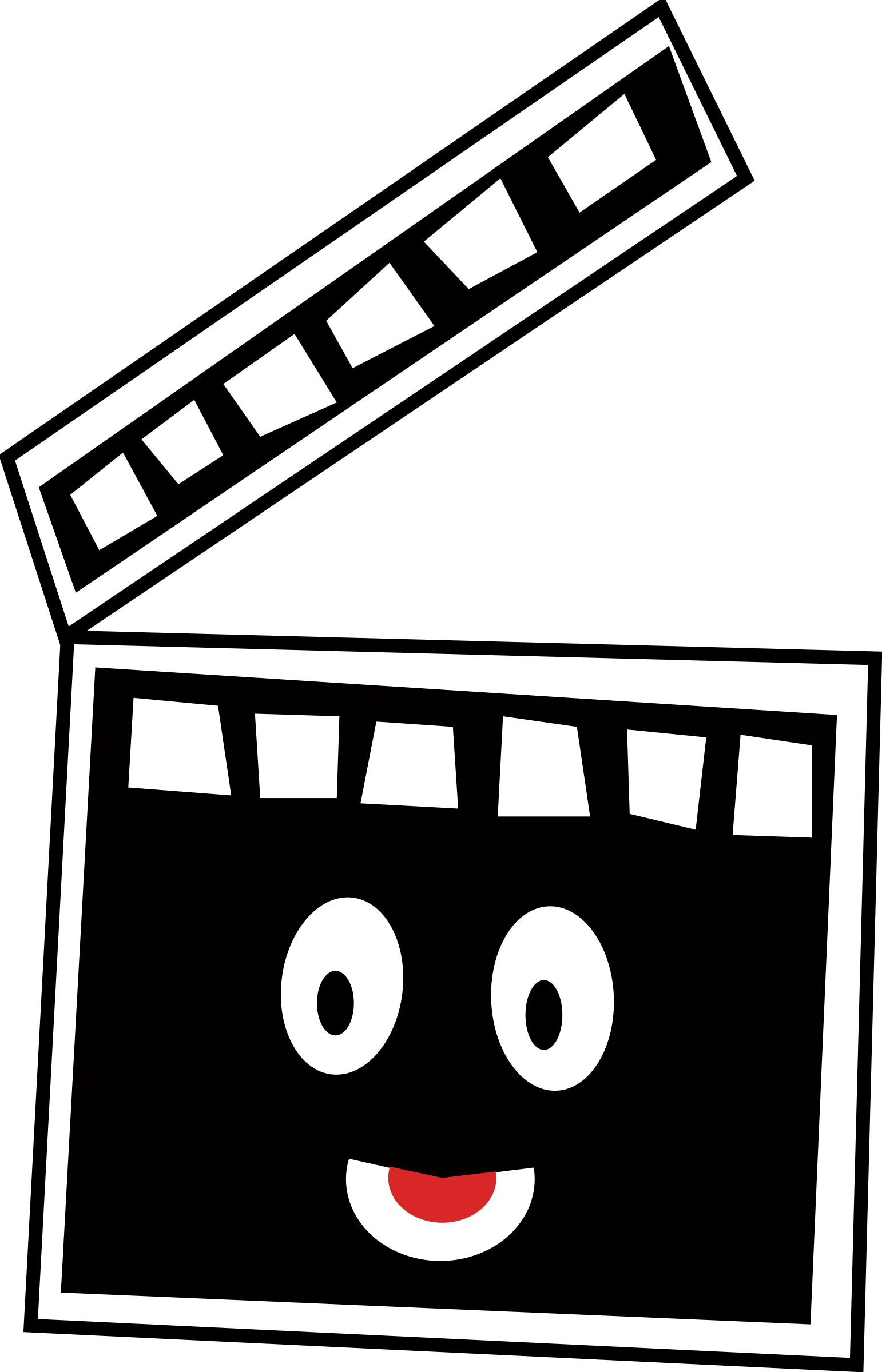 banner royalty free Cinema clipart. Cine film pelicula big.