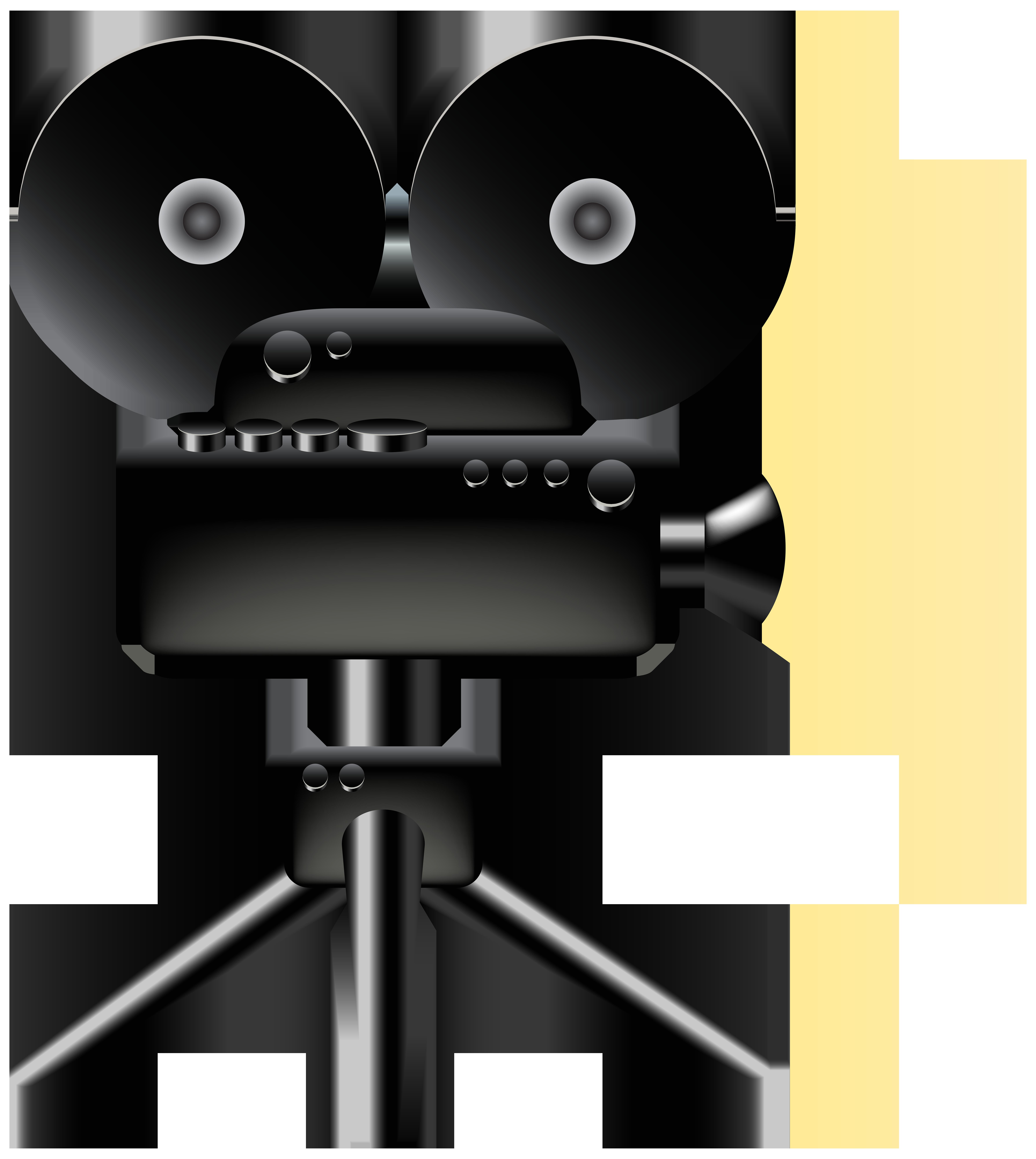 clipart Cine camera png clip. Cinema clipart
