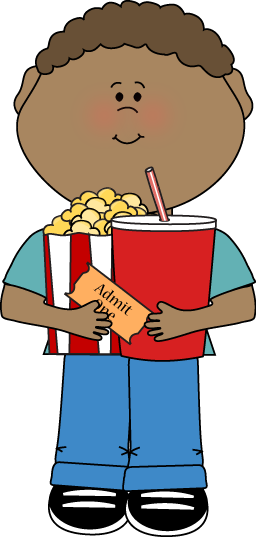graphic free stock Cinema clipart child theater.  movies pinterest clip.