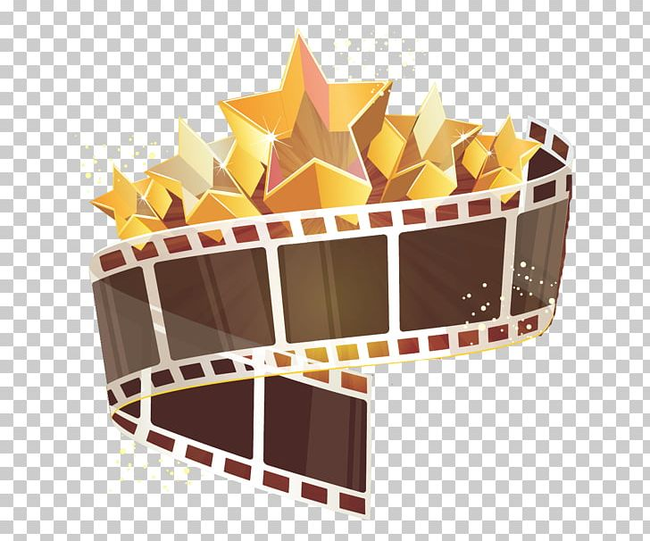 png royalty free library Dessert png brand . Cinema clipart comedy film.