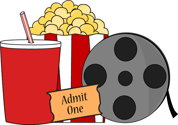 graphic black and white stock Cinema clipart movie party. Clip art movies pinterest.