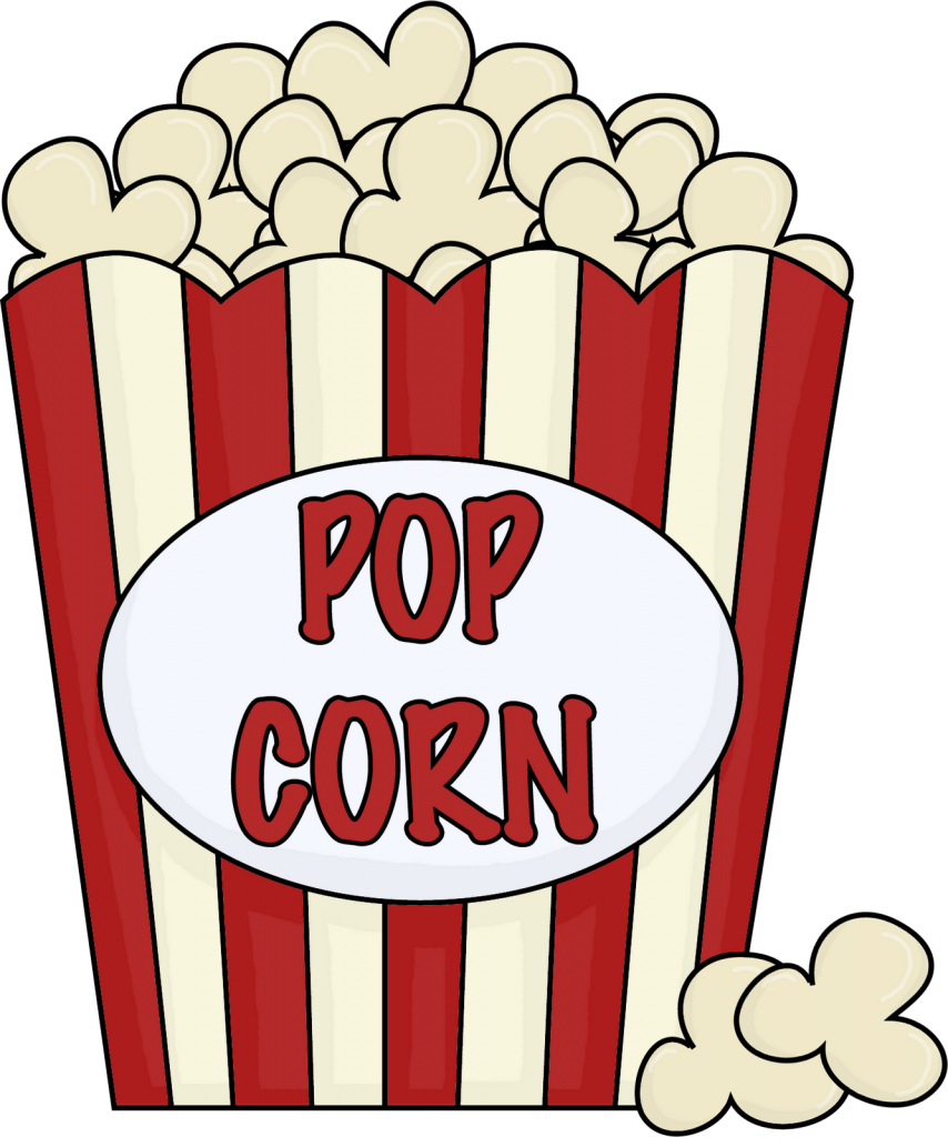 jpg freeuse stock Movie night clip art