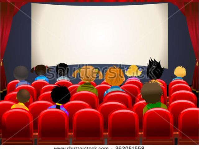 svg library download Transparent free . Cinema clipart theater audience.