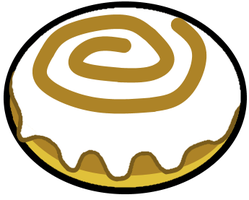 image royalty free library Cliparts free download best. Cinnamon roll clipart