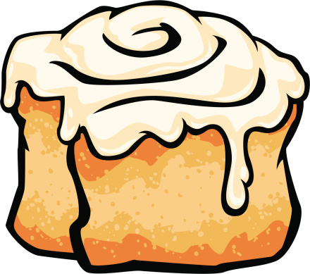 png transparent stock Cinnamon roll clipart. Free cliparts download clip