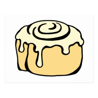 banner royalty free download Cinnamon roll clipart adorable. Collection of free download.