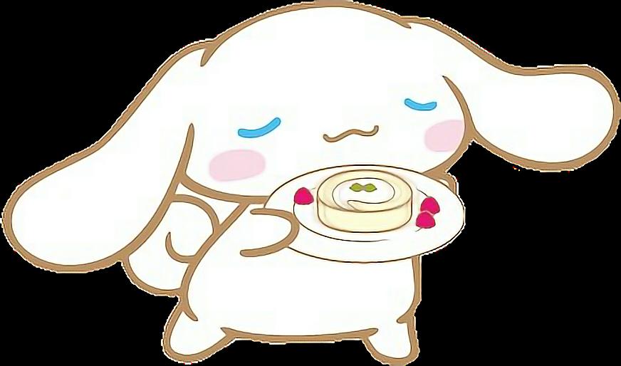 clipart black and white download Cinnamonroll sanrio japan kawaii. Cinnamon roll clipart cute.