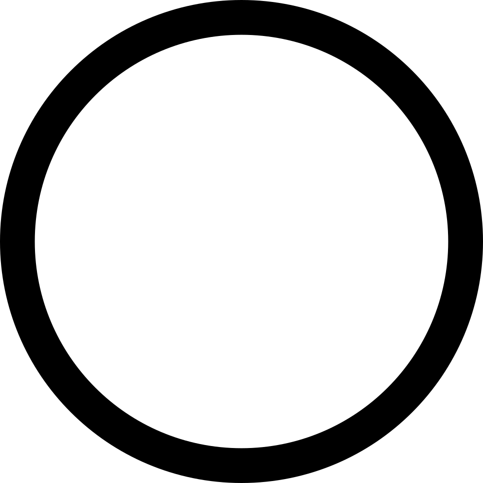 clip art royalty free download Circle clip hollow. Pc svg png icon