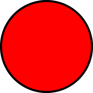 picture free stock Red free . Circle clipart