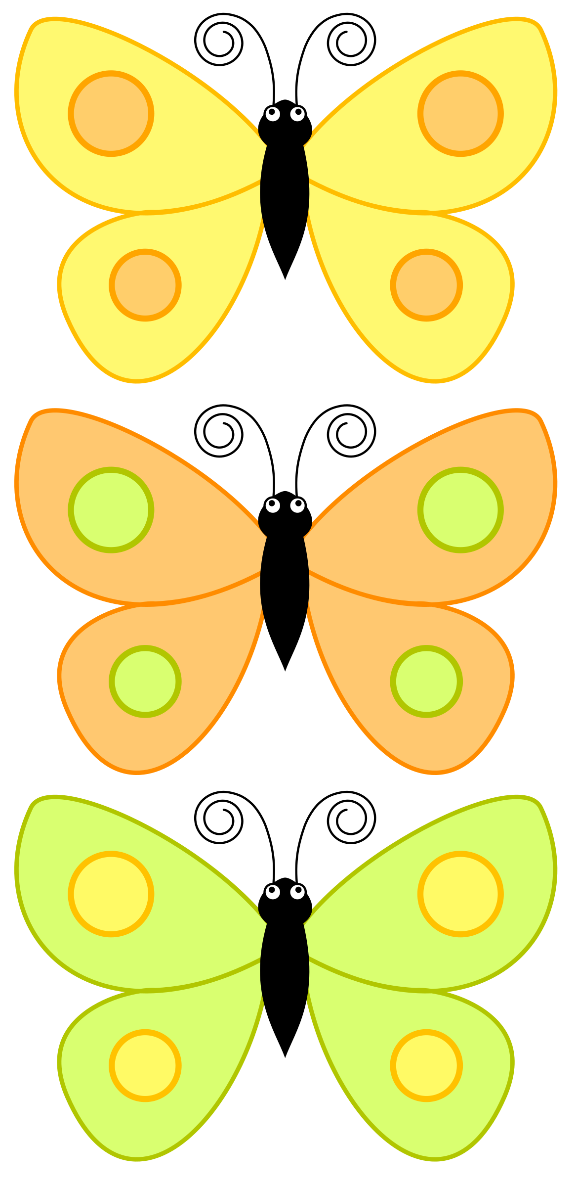 png Circle clipart butterfly. Cartoon dw big image.