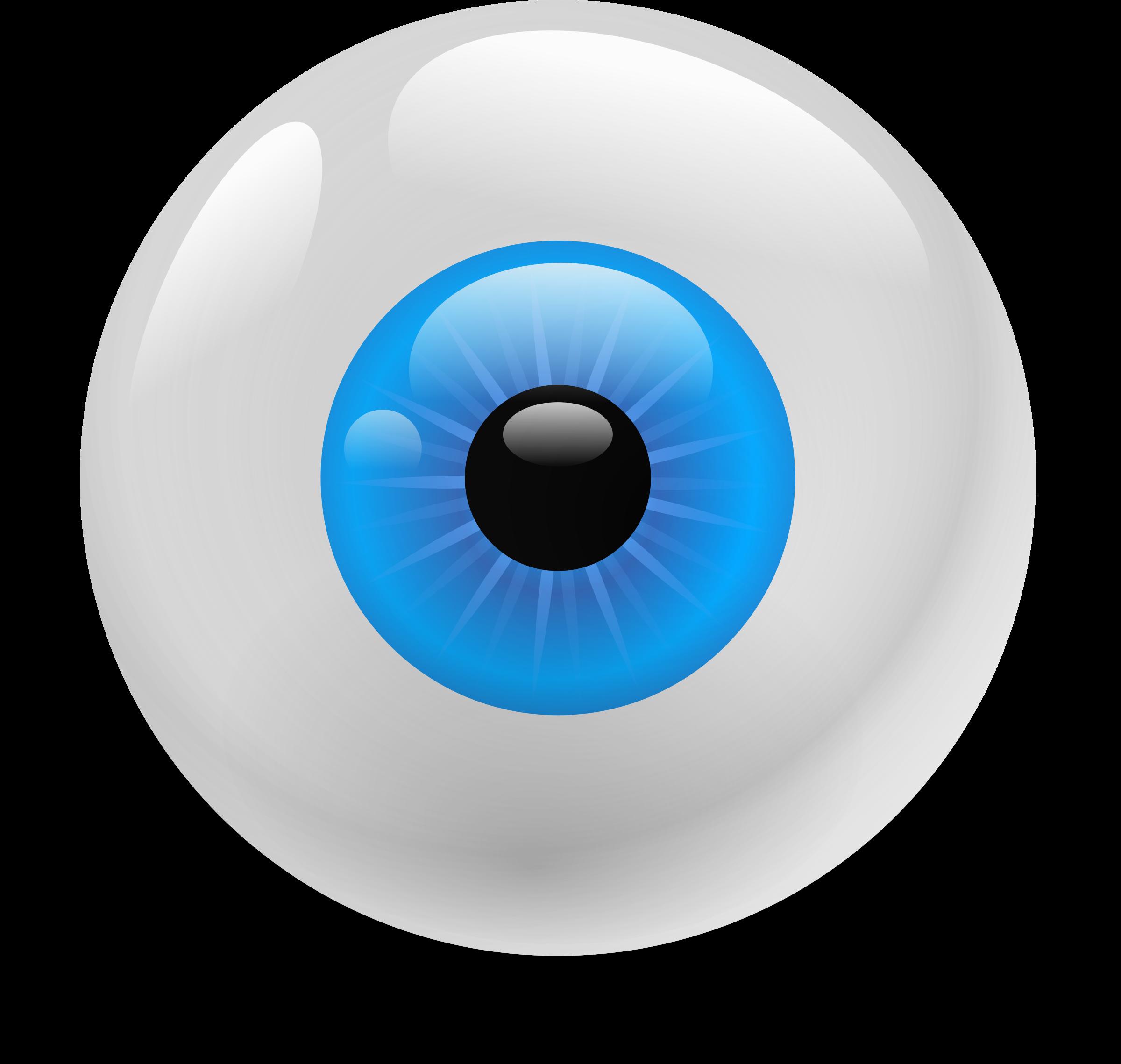 clip free stock Eyeball Clipart eye ball