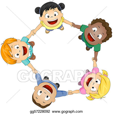 png library download Stock illustration . Circle of friends clipart