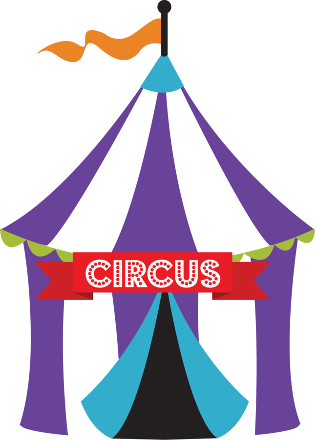 clipart transparent Minus say hello pinterest. Circus clipart