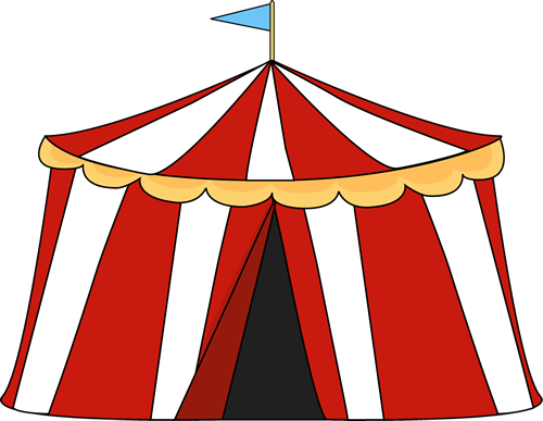 clip art freeuse download Tent . Circus clipart