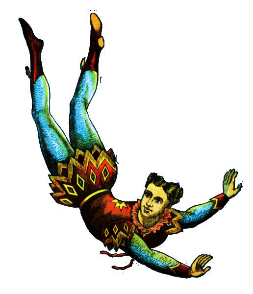 clipart transparent Circus clipart circus performer. Resto graphics free clip.