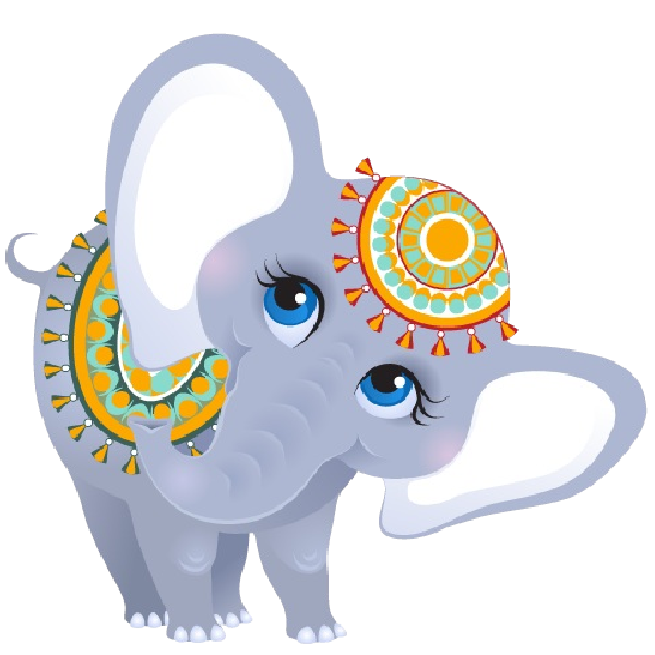 graphic freeuse library Circus clipart female. Funny elephant elephants pinterest