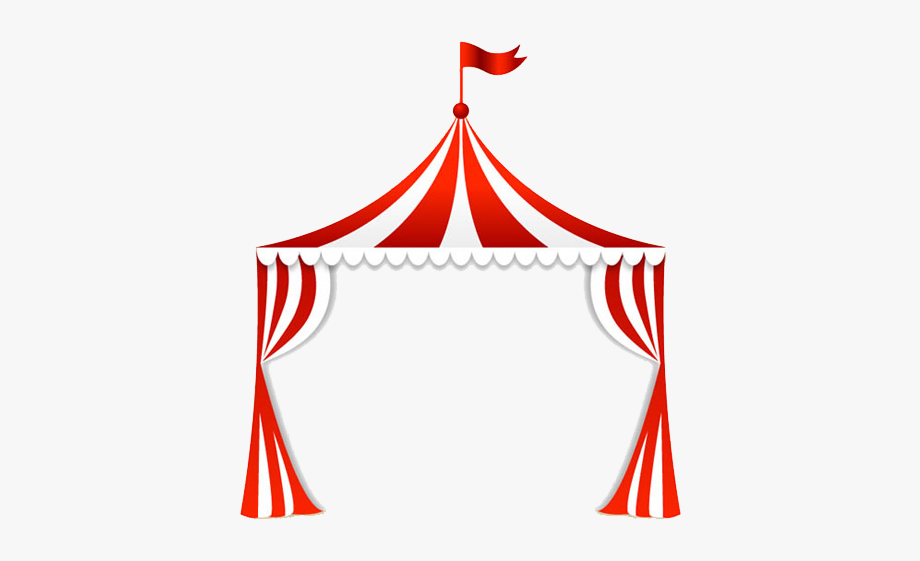 png library stock Carpa clip art . Circus tent clipart.