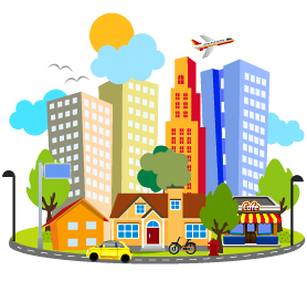 picture Pic gallery wallpapers. City clipart