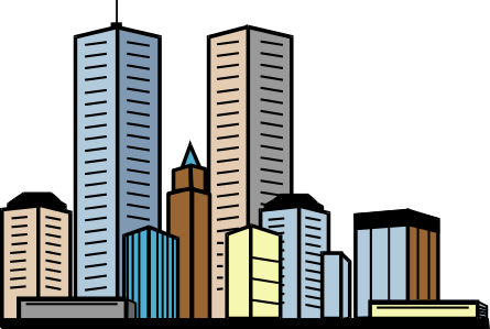 vector library library City clipart. Buildings other png html