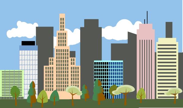 png stock Cityscape clipart big city. Clip art look at.