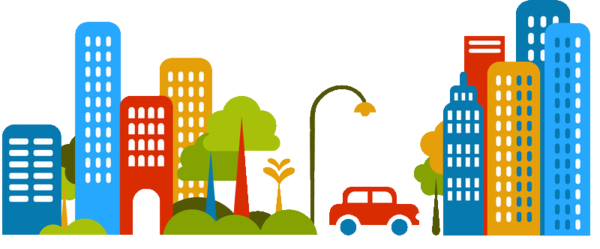 png download Traffic clipart city community.
