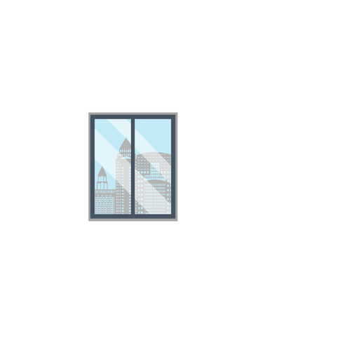 image free stock City clipart windows. Office window transparent png.