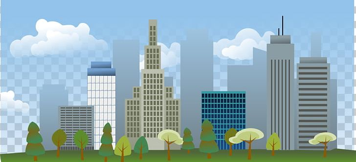 picture freeuse download Cityscape clipart big city. Cities skylines png art.