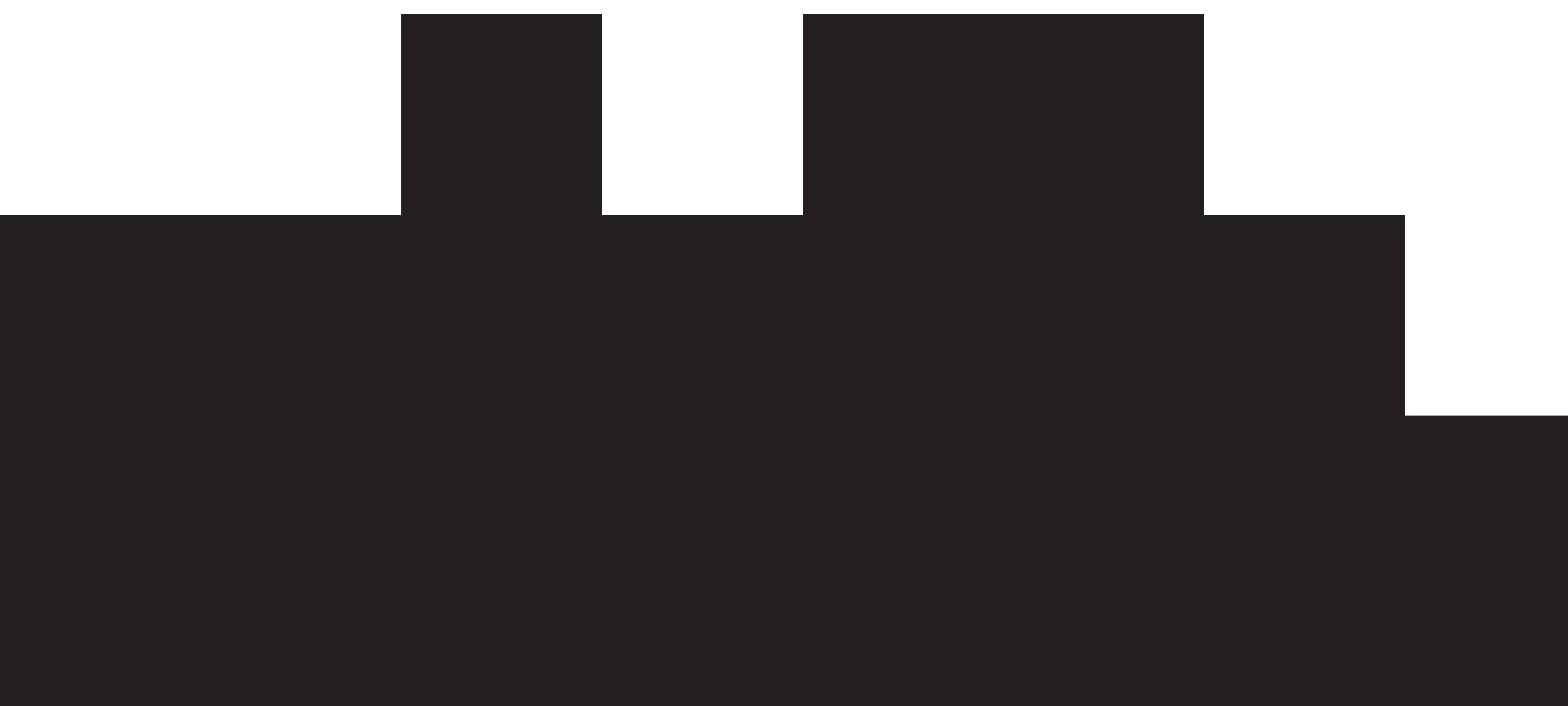 clip transparent Cityscape clipart big city. New york skyline silhouette.