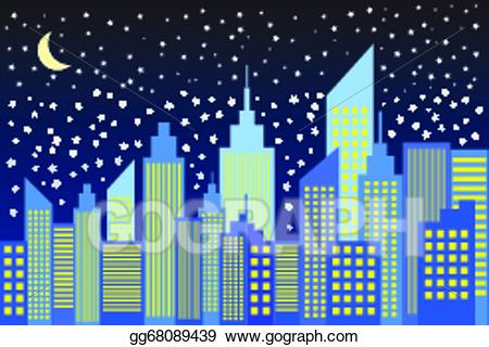 clip free library Cityscape clipart night time. Download for free png.